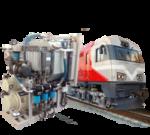 Kompresory pro dopravní aplikace
