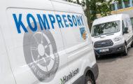 Servis kompresorů
