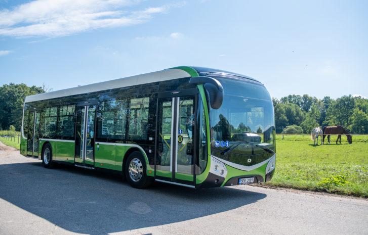 Výhody kompresorů Mattei pro elektrobusy a trolejbusy