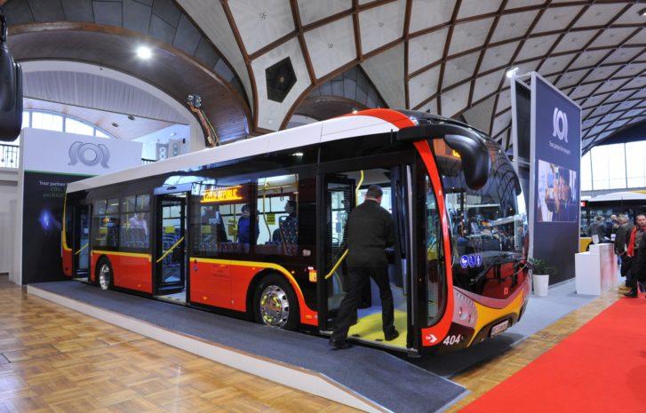 Kompresory pro elektrobusy a trolejbusy