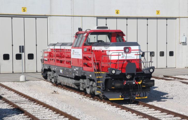 Kompresory pro lokomotivy